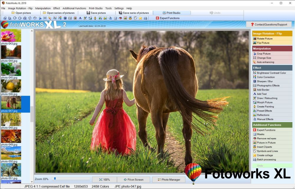 photo editor and effects software free download